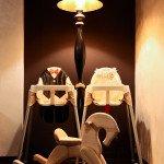 Детские кресла в ресторане Барнаба