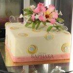 Торт с цветами-2