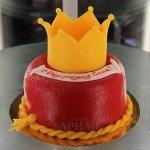 """Торт """"Виват, король-1"""""""