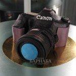 """Торт """"Фотоаппарат Canon"""""""