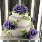 Торт с розами-2
