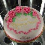 Торт с розами-1