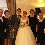 Фото на память о свадьбе