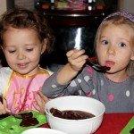 Мастер-класс для юных шоколатье