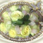 Букет невесты к бриллиантовой свадьбе