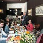 Банкет к юбилею -70 в ресторане Барнаба