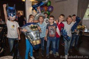 Ресторан Барнаба - праздники для детей