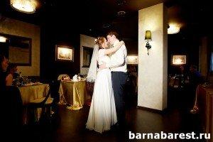 Ресторан Барнаба - свадьба